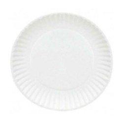 assiette en carton 9''